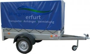 transporter mieten maxi koffer anh nger bluegreen. Black Bedroom Furniture Sets. Home Design Ideas